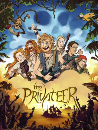 Poster for The Privateer